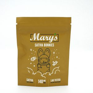Mary's Medibles Sativa Bunnies